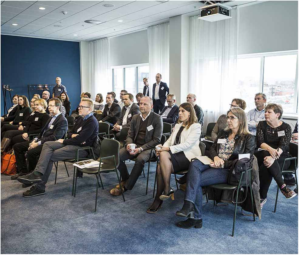 event foto fra Aalborg konference