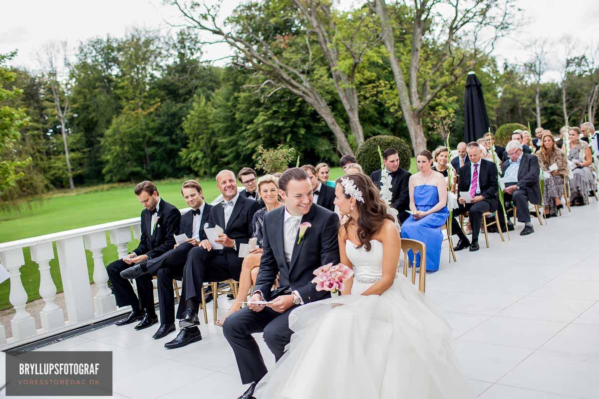 forberedelse, vielse, reception, fest, brudevals esbjerg