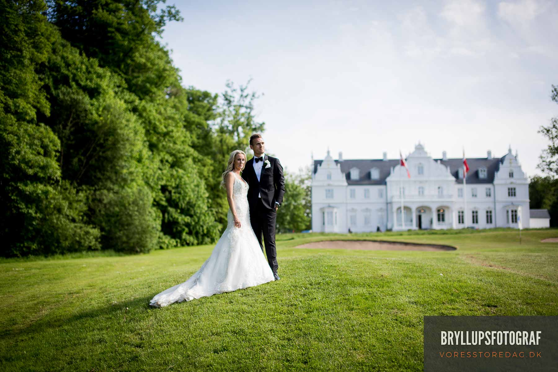 En fantastisk bryllupsfotograf esbjerg