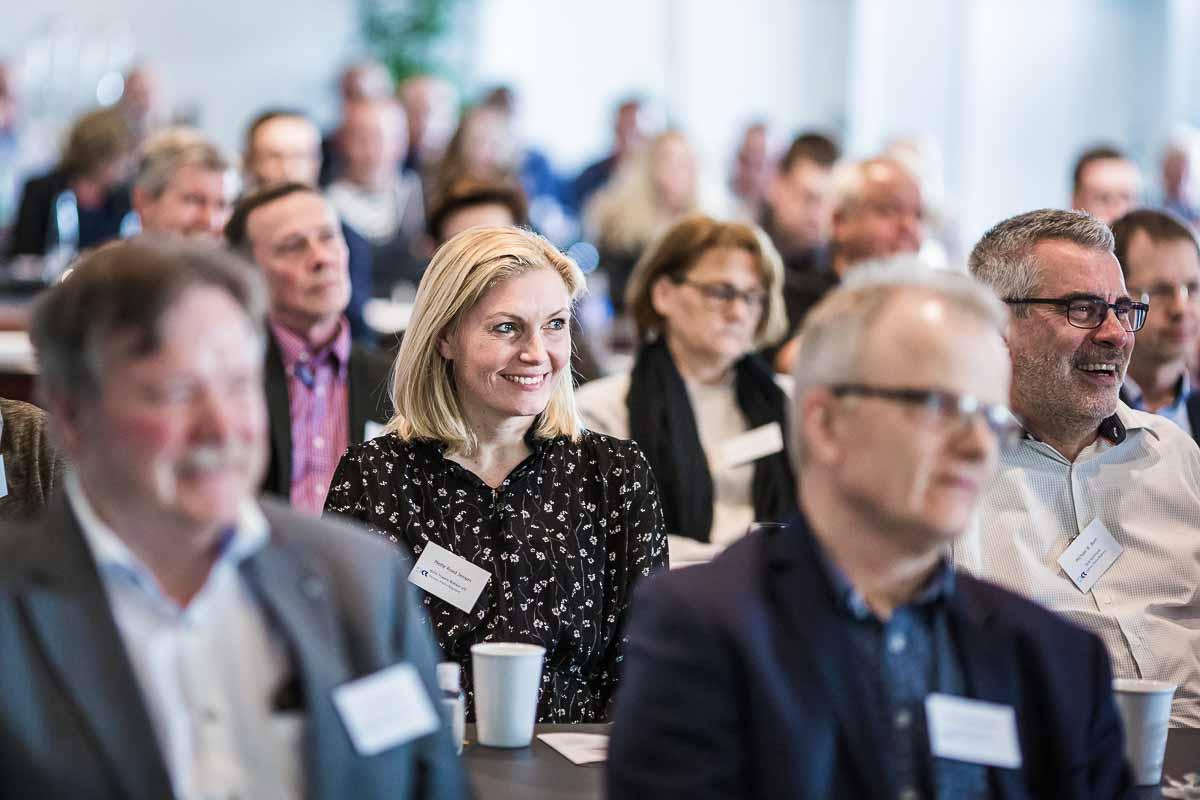 konference fotografering i Aalborg