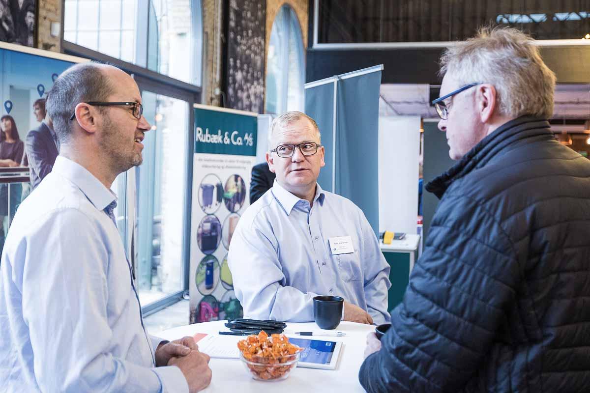 Konference fotograf Aalborg og Nordjylland