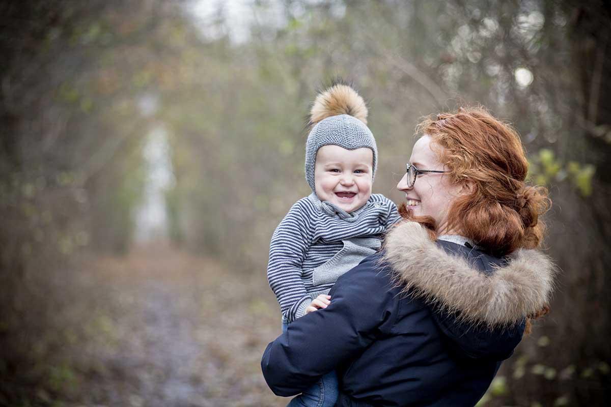 søde familiefoto Aalborg