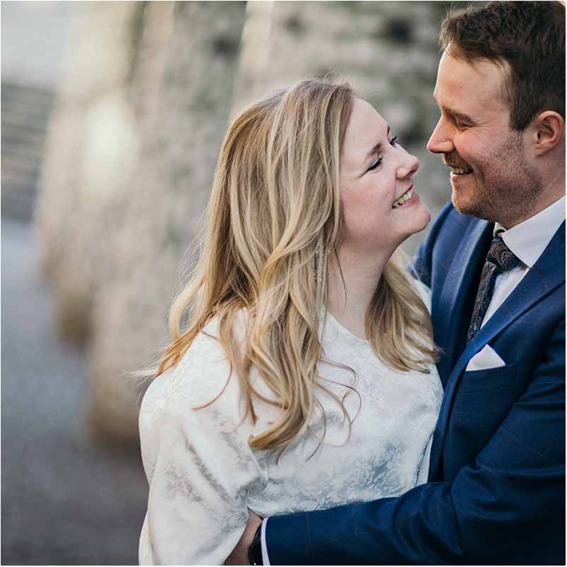 fotografering af bryllup i Aalborg