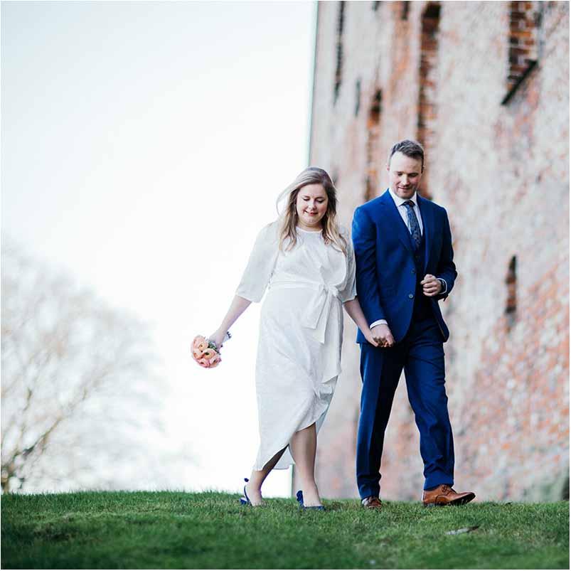 Aalborg bryllup